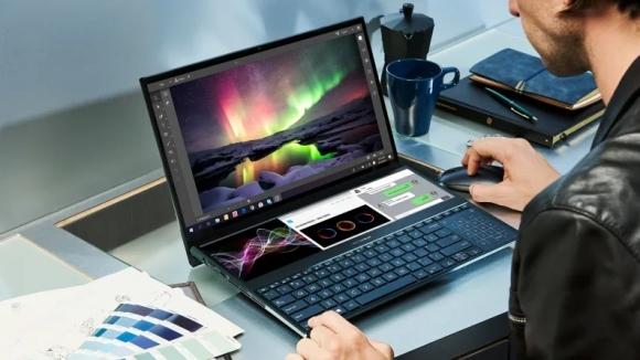 Asus ZenBook Duo Pro ve ZenBook Duo tanıtıldı