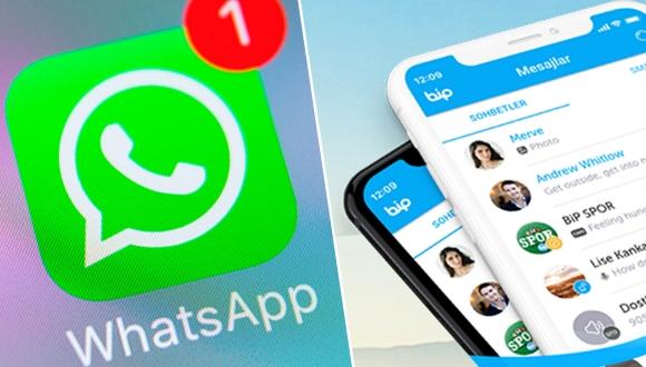 Bakanlık: Güvenlik için WhatsApp yerine Bip kullanın!