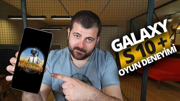 Galaxy S10 Plus ile PUBG oynadık, birinci olduk!