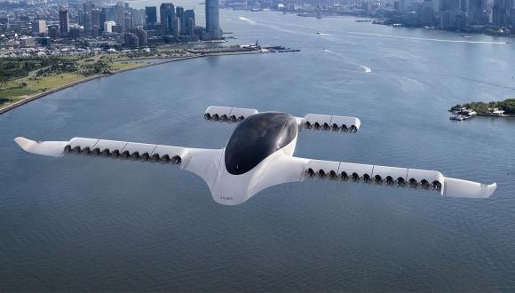 Jetgiller gerçek oluyor, Lilium Jet uçtu!