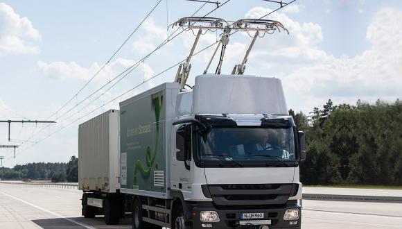 Scania'dan sınırsız menzile sahip elektrikli kamyon!