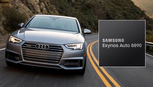 Yeni Audi A4, Samsung Exynos işlemciden güç alacak!