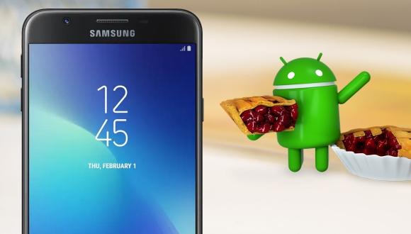 Galaxy J7 Prime 2 için Android Pie yayınlandı!