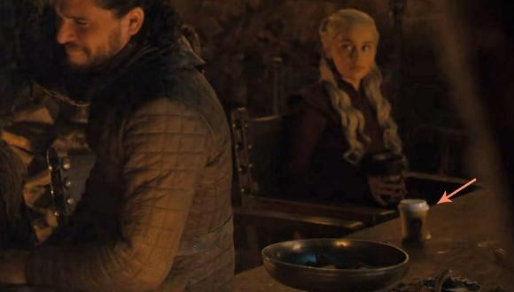Game of Thrones Starbucks bardağına müdahale etti!