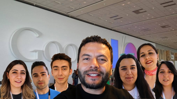 Google I/O'da Türk geliştiriciler ile konuştuk (vLog)
