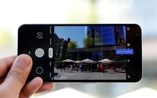 Google Pixel için time-lapse özelliği geldi