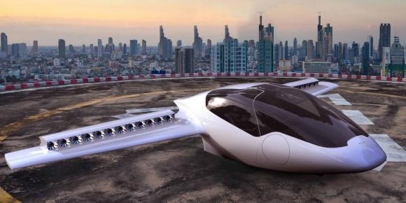 Hava taksi seferleri 2025 yılına kadar başlayacak