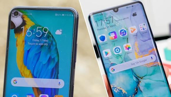 Honor 20 Pro – Huawei P30 Pro karşı karşıya