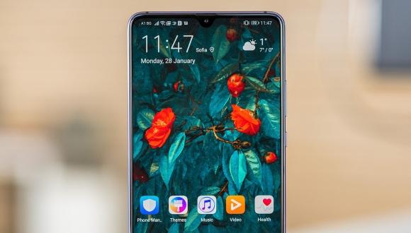 Devasa ekranlı Huawei Mate 20 X 5G tanıtıldı!