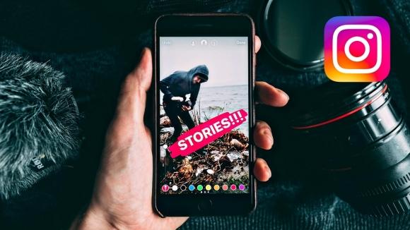 Instagram Hikayeler için sohbet etiketi geliyor
