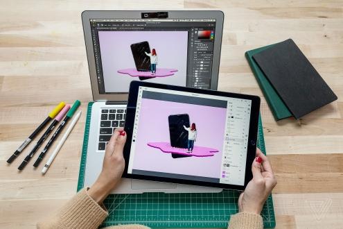 iPad için Photoshop beta kayıtları başladı
