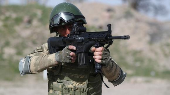 TÜBİTAK TSK için lazer silah TÜMOL'u geliştirdi!