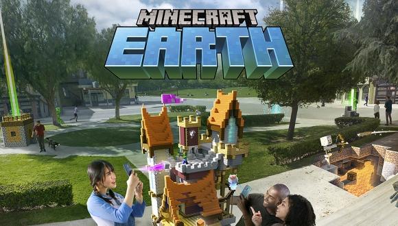 Pokemon GO'ya rakip: Minecraft Earth duyuruldu!