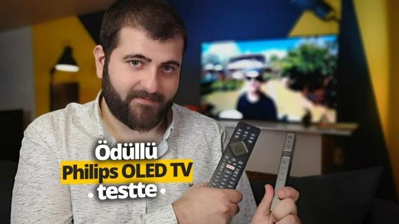 Ödüllü OLED TV, Philips 55OLED803 inceleme