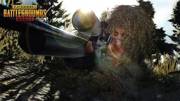 PUBG Mobile Sezon 7 ile silah tasarımları değişiyor