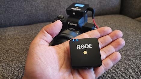 Rode Wireless Go kutudan çıkıyor! (VİDEO)