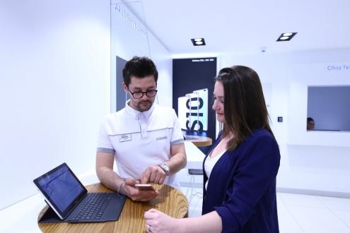 Samsung'un yeni teknik servis konsepti (Video)
