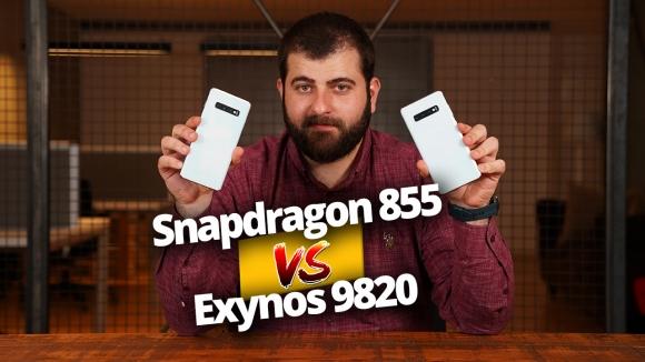 Hangi S10+ daha iyi? Snapdragon 855 vs Exynos 9820