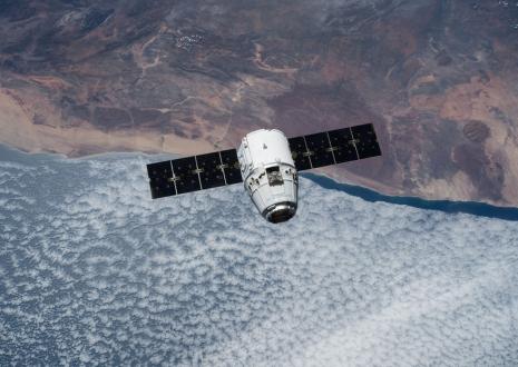 SpaceX Dragon Cargo bugün fırlatılıyor