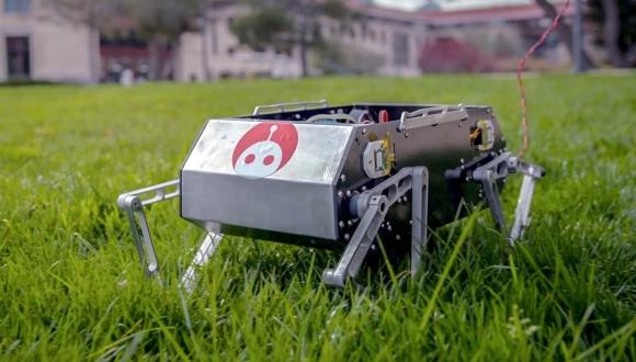 Stanford öğrencilerinden uygun fiyatlı köpek robot!