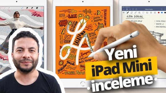 Yeni iPad mini inceleme