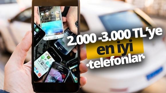 2000 – 3000 TL arası en iyi akıllı telefonlar – Haziran