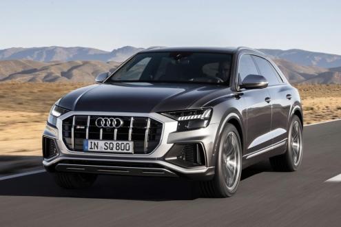 Performans odaklı 2020 Audi SQ8 tanıtıldı