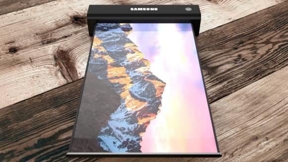 Samsung'un yeni telefon patenti ortaya çıktı