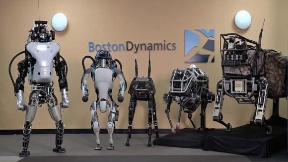 Bir robot kızarsa neler yapar?