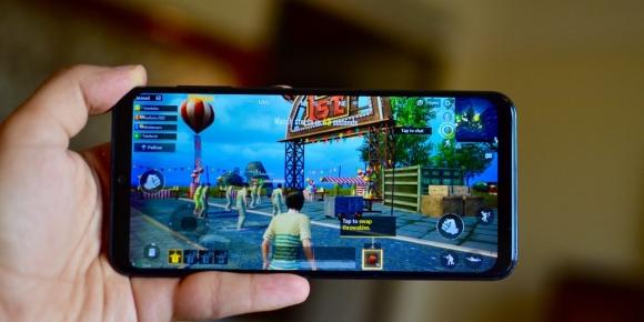 Galaxy A50 oyun oynama keyfini arttırıyor!