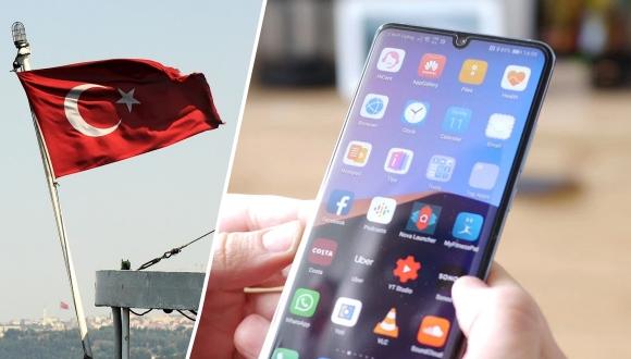 Huawei, HongMeng için Türkiye'de başvuru yaptı!