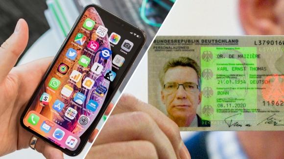 iPhone artık kimlik olarak kullanılabilecek!