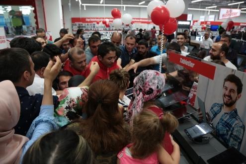 MediaMarkt Diyarbakır mağazası açıldı