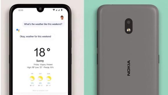 Uygun fiyata büyük ekran: Nokia 2.2 tanıtıldı!