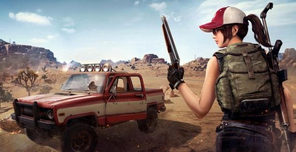 PUBG Mobile kadın oyuncuların gözdesi oldu!