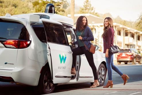 Renault Nissan Waymo ortaklığı geliyor