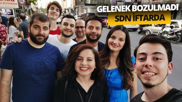 SDN İftarda – Tüm dostlarımızla bir araya geldik!