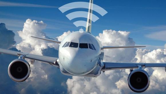 Uçaklarda yüksek hızlı internet dönemi başlıyor!