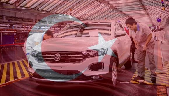 Volkswagen Türkiye fabrikası açılıyor