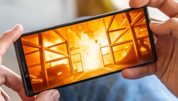Sony'den bir ilk: 5K ekranlı Xperia 1R geliyor