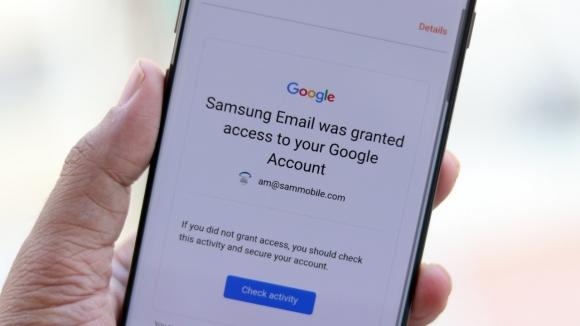 Samsung'dan güvenli e-posta uygulaması geliyor