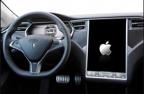 Apple'dan Tesla'ya önemli bir çalım daha