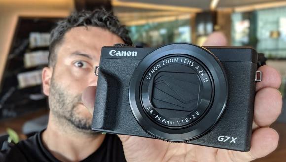 Canon PowerShot G7X Mark 3 – vLog için en iyisi mi?