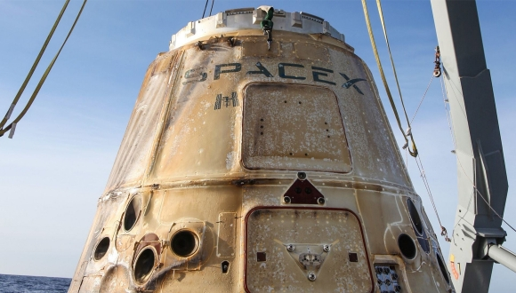 Crew Dragon kapsülünün patlama nedeni belli oldu