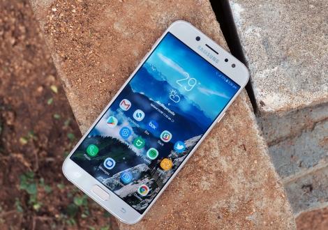 Galaxy J7 Pro Android Pie güncellemesi ertelendi