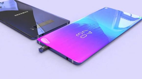 Galaxy Note 10 lansman tarihi belli oldu