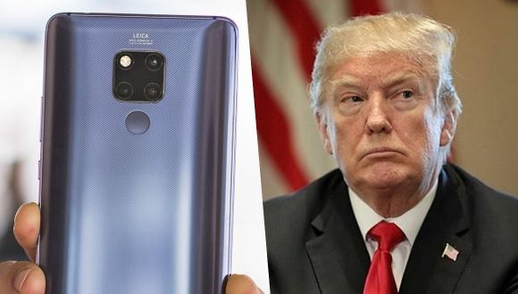 Huawei, ABD yasağının verdiği zararı açıkladı!