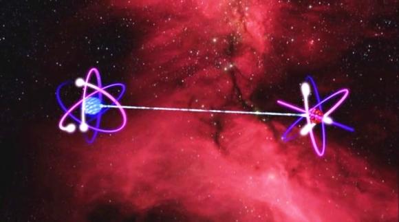 İlk Kuantum Dolanıklık fotoğrafı paylaşıldı