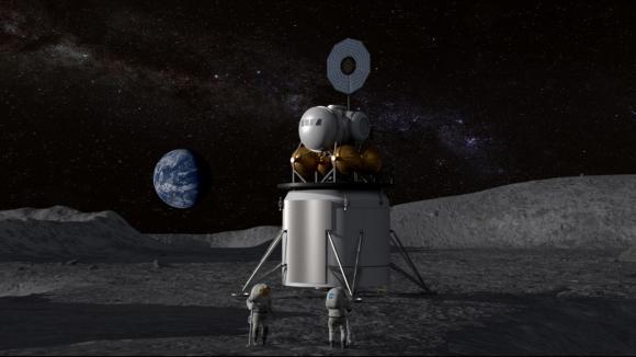 NASA'dan Ay ve Mars adına kritik hamleler