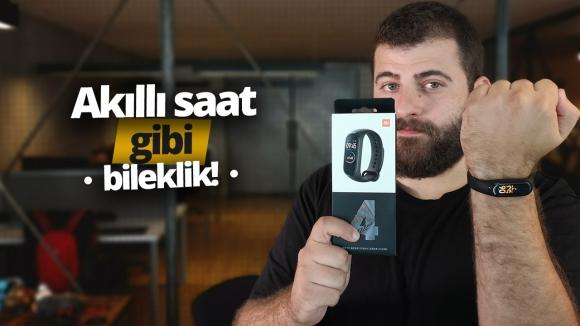 Xiaomi Mi Band 4 inceleme – Akıllı saat gibi bileklik!
